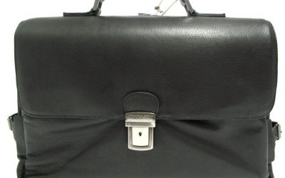 Entretien d'un sac en cuir ancien