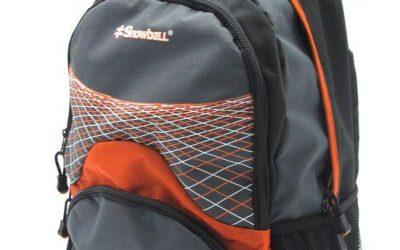 Sac à dos à roulette Snowball à l'honneur chez Les Astuces de Clara.com