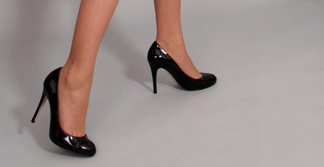 paire de chaussures à talon
