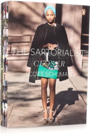 livre, The Sartorialist par Scott Schuman