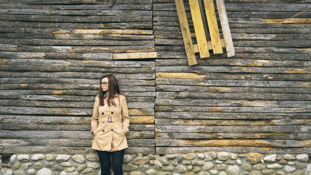 trench coat modèle femme