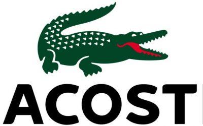 Les ceintures Lacoste sont à l'honneur sur Les Astuces de Clara.com