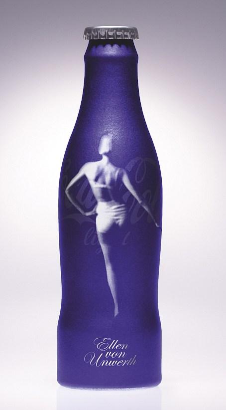 Bouteilles de coca cola light édition limitée ellen von unwerth