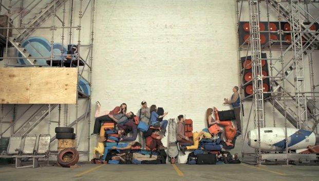 publicite eastpack 1994
